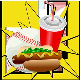 hotdog-drink-baseball-275